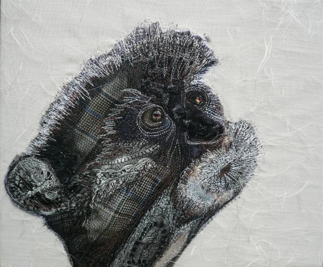 Harris Tweed Monkey sees + 'do's'