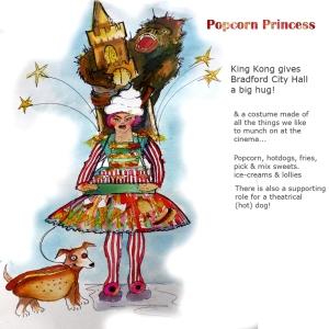 small bradford carnival 2014 Popcorn Princess to send