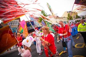#SIRF14 Community Carnival Parade