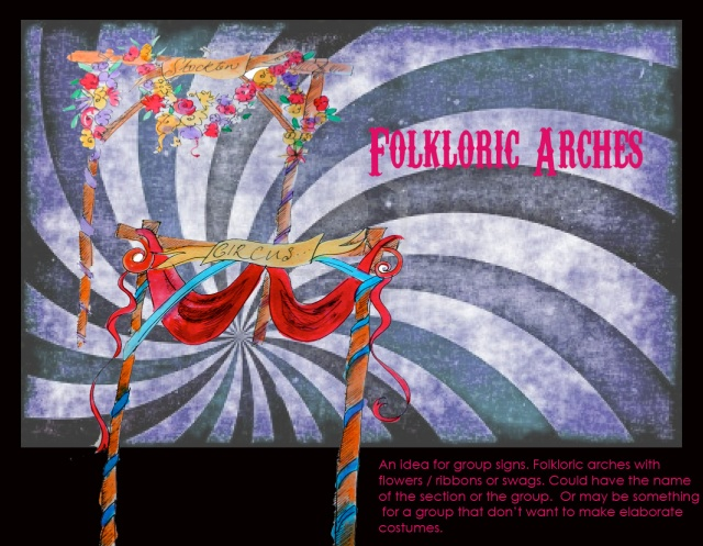 Folkloric Arches