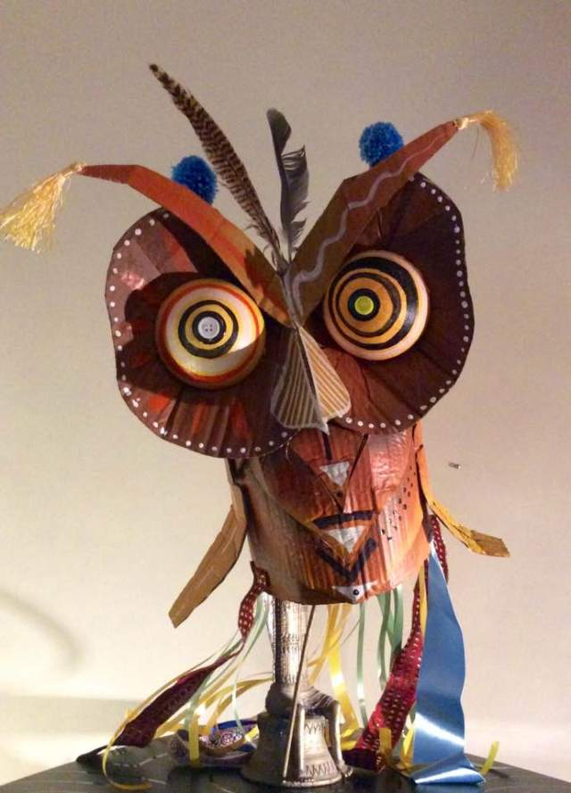 shaman owl